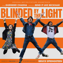 Blinded By The Light, Bruce Springsteen, Soundtrack (CD + RED BANDANA)