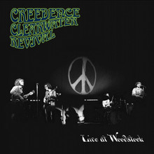 Creedence Clearwater Revival - Live From Woodstock (CD)
