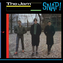 "The Jam - Snap! (2 x 12"" VINYL LP + 7"")"