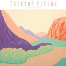 "Treetop Flyers - The Mountain Moves (12"" VINYL LP)"
