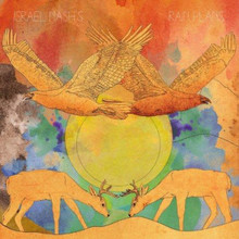 "Israel Nash Gripka - Israel Nash's Rain Plans (12"" VINYL LP)"