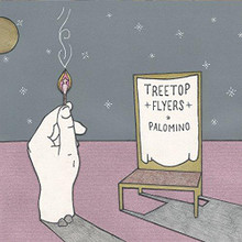 Treetop Flyers - Palomino (CD)