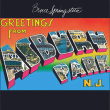 Bruce Springsteen - Greetings From Asbury Park NJ (2014 Remaster) (NEW CD)
