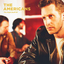 The Americans - The Right Stuff EP (CD)