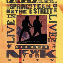 Bruce Springsteen - Live In New York City (NEW 2CD)