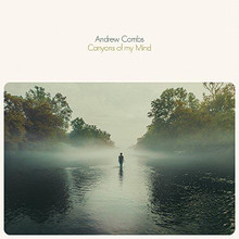 Andrew Combs - Canyons Of My Mind (CD)