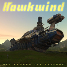 Hawkwind - All Aboard The Skylark + Acoustic Daze (2 x CD)
