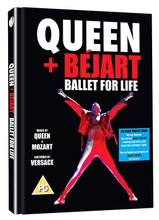 Queen + Bejart - Ballet For Life (DVD)