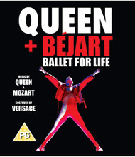 Queen + Bejart - Ballet For Life (BLURAY)
