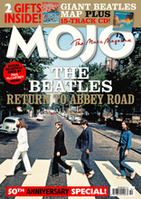 MOJO #311 The Beatles Abbey Road, October 2019 (MAGAZINE & CD)