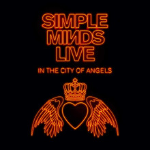 Simple Minds - LIVE In The City Of Angels (DELUXE 4 CD)