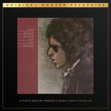 Bob Dylan - Blood on the Tracks Ultra-disc 1 Step Original Master (2LP)