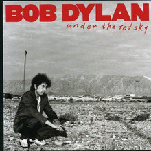 "Bob Dylan - Under The Red Sky (12"" VINYL LP)"