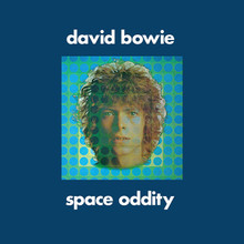 David Bowie - David bowie aka Space Oddity. Tony Visconti 2019 Mix (CD)