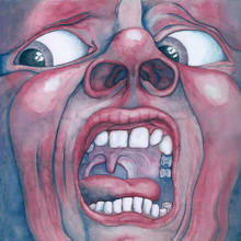 "King Crimson - In the Court of the Crimson King (2 x 12"" VINYL LP)"