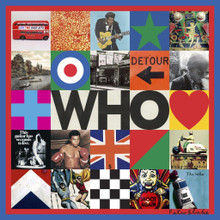The Who - WHO (CD) New Studio Album