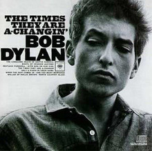 Bob Dylan - The Times They Are A-Changin' (CD)