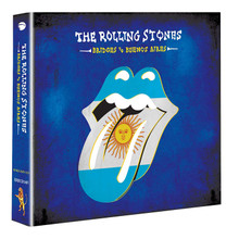 The Rolling Stones - Bridges To Buenos Aires (BLURAY + 2CD)