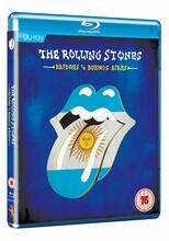 The Rolling Stones - Bridges To Buenos Aires (BLURAY)