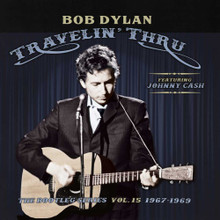 Bob Dylan - Travelin' Thru, 1967 – 1969: The Bootleg Series Vol. 15 (CD & VINYL BUNDLE)