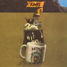 """The Kinks - Arthur Or The Decline And Fall of The British Empire (2 x 12"""" VINYL LP)"""