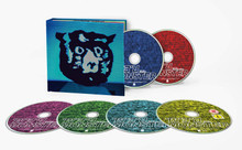 R.E.M. - Monster 25th Anniversary (BOXSET 5CD, BLURAY) DELUXE EDITION