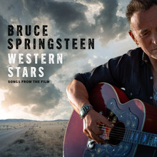 Bruce Springsteen Western Stars: Songs From The Film (CD + A5 ART PRINT)