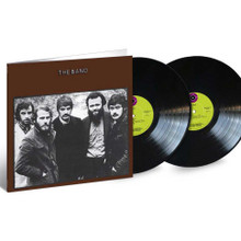 "The Band 50th Anniversary - The Band (2 x 12"" VINYL LP)"