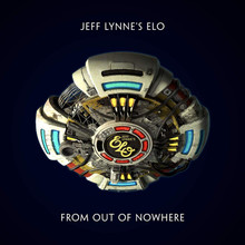 "Jeff Lynne's ELO - From Out of Nowhere (12"" VINYL LP)"