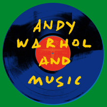 "Andy Warhol & Music - Various (2 x 12"" VINYL LP)"