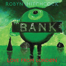 Robyn Hitchcock - Love From London (VINYL LP)