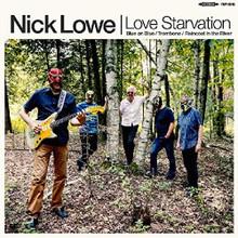 "Nick Lowe - Love Starvation/Trombone (12"" VINYL EP)"