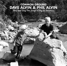 Dave Alvin And Phil Alvin - Common Ground (CD)