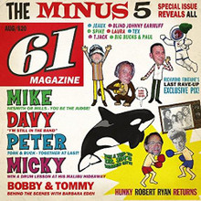 The Minus 5 - Of Monkees And Men (CD)