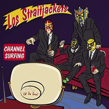 Los Straitjackets - Channel Surfing (CD EP)