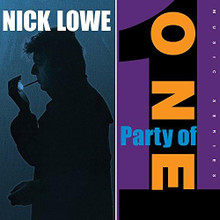 Nick Lowe - Party Of One (VINYL LP)