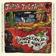 Jonah Tolchin - Thousand Mile Night (VINYL LP)