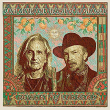 Dave Alvin And Jimmie Dale Gilmore - Downey To Lubbock (2 VINYL LP)