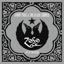 """Jimmy Page & The Black Crowes - Live At The Greek (3 x 12"""" VINYL LP)"""