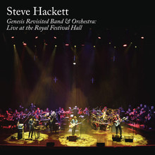 Steve Hackett - Genesis Revisited Band & Orchestra: Live (DVD, 2CD)