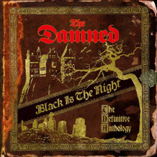 The Damned - Black Is The Night (4 x VINYL LP)