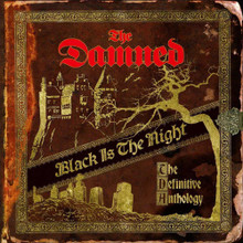 The Damned - Black Is The Night (2 x CD)