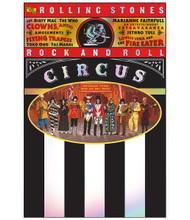 The Rolling Stones - Rock And Roll Circus (BLURAY)