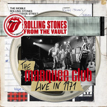 Rolling Stones - From The Vault, The Marquee. Live In 1971 (DVD + CD)