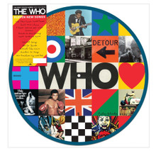 "The Who - WHO 2019 Studio Album (12"" PICTURE DISC VINYL)"
