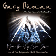 Gary Numan & Skaparis Orchestra. When the Sky Came Down LIVE (2 CD DVD)