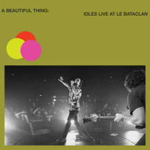 IDLES: A Beautiful Thing, Live at Le Bataclan (GREEN VINYL LP)