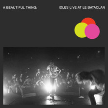 IDLES: A Beautiful Thing, Live at Le Bataclan (PINK VINYL LP)