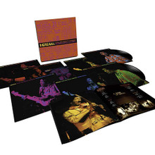 Jimi Hendrix Songs For Groovy Children: Fillmore East Concerts (VINYL BOXSET)