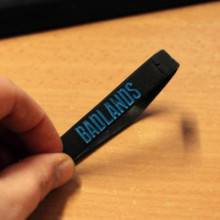 Badlands - The Ties That Bind 2014 (Wristband)